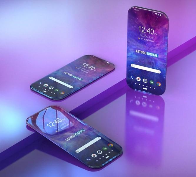 Samsung ra mắt smartphone không viền, tương tác đa chiều ảnh 2
