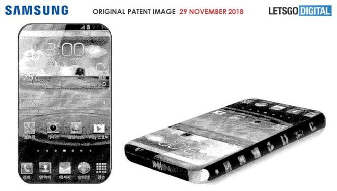 Samsung ra mắt smartphone không viền, tương tác đa chiều ảnh 3