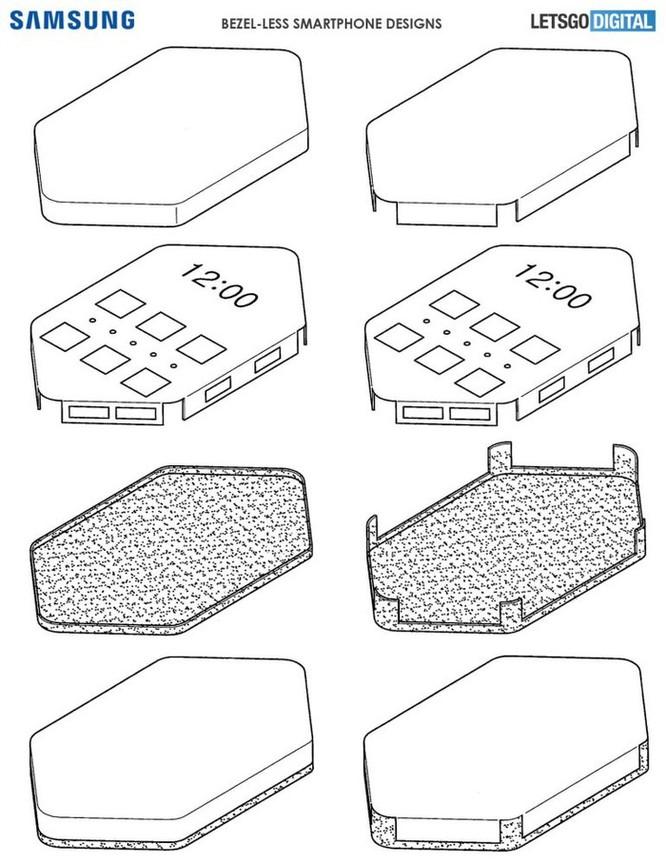 Samsung ra mắt smartphone không viền, tương tác đa chiều ảnh 5