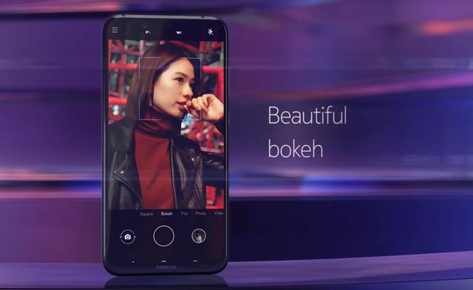 Nokia 8.1 ra mắt - bản quốc tế của chiếc X7, giá 450 USD ảnh 5