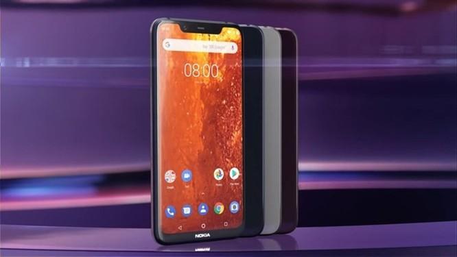 Nokia 8.1 ra mắt - bản quốc tế của chiếc X7, giá 450 USD ảnh 7