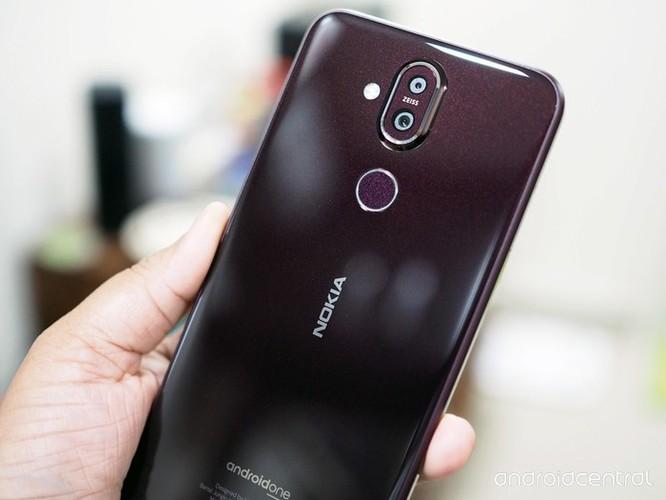 Nokia 8.1 ra mắt - bản quốc tế của chiếc X7, giá 450 USD ảnh 1