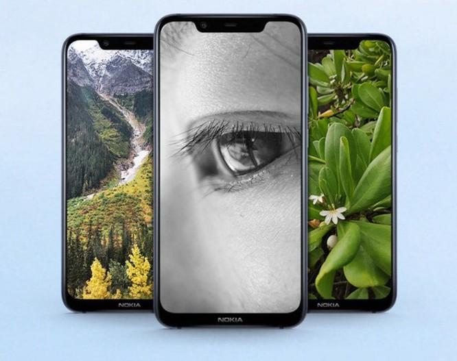 Nokia 8.1 ra mắt - bản quốc tế của chiếc X7, giá 450 USD ảnh 3