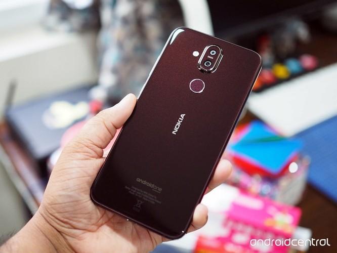 Nokia 8.1 ra mắt - bản quốc tế của chiếc X7, giá 450 USD ảnh 4