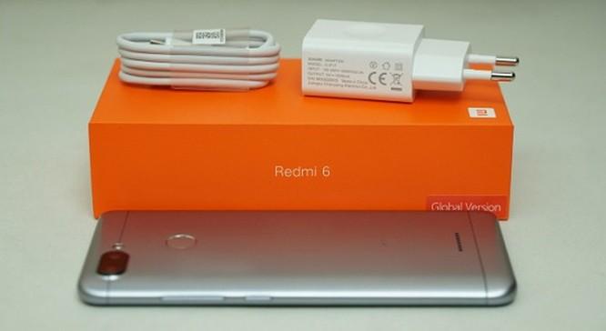 Giá 03 triệu đồng, có nên mua Xiaomi Redmi 6? ảnh 14
