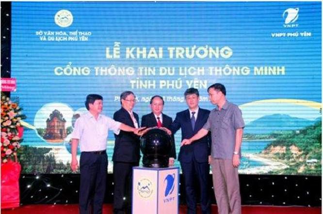 Phú Yên: Khai trương Cổng thông tin du lịch thông minh ảnh 1