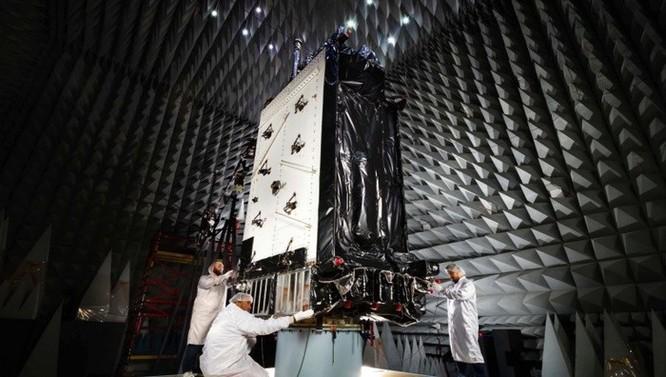 Mỹ phóng vệ tinh GPS thế hệ mới, định vị chính xác hơn ảnh 1