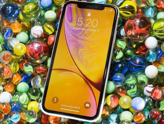 iPhone XR - phiên bản 'giá rẻ' của Apple đáng lựa chọn năm 2018! ảnh 5