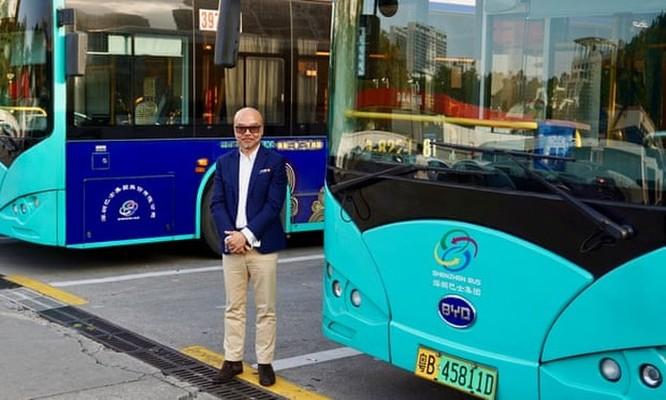 Thâm Quyến, nơi đầu tiên 100% xe buýt chạy điện trên thế giới ảnh 3