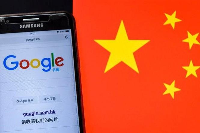 Google dừng dự án gây tranh cãi ở Trung Quốc ảnh 1