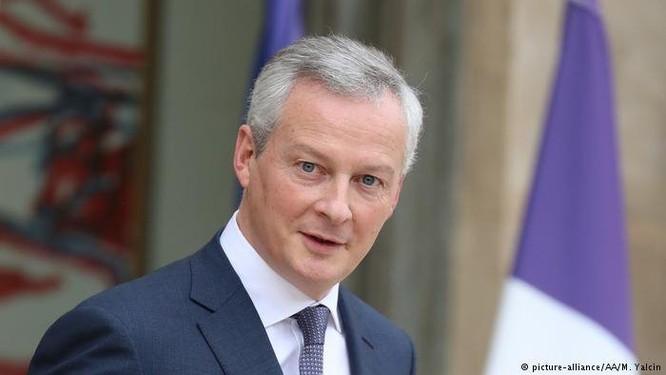 Pháp sẽ đánh thuế Google, Facebook, Apple và Amazon từ ngày 1/1/2019 ảnh 1