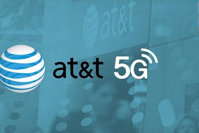 AT&T ra mắt dịch vụ 5G song tốc độ còn lâu mới chạm đến gigabit ảnh 1