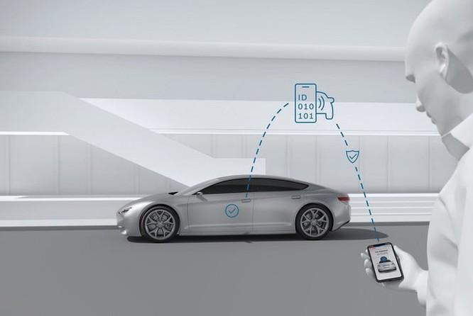 Chìa khóa xe hơi sắp được thay thế hoàn toàn bằng smartphone ảnh 1
