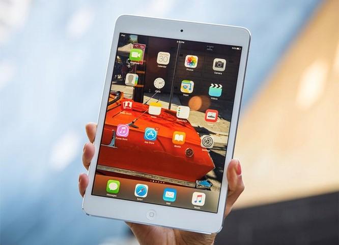 iPad mini chưa bị khai tử, bản mới ra mắt đầu 2019 ảnh 1