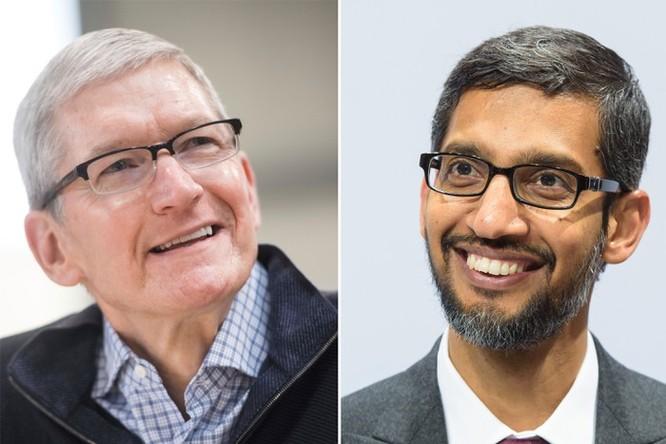 Những CEO công nghệ được yêu thích nhất năm 2018 ảnh 1