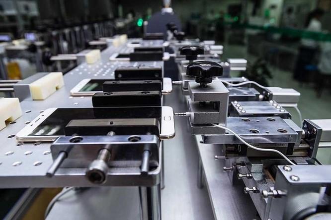 Oppo sản xuất và kiểm soát chất lượng smartphone thế nào? ảnh 3