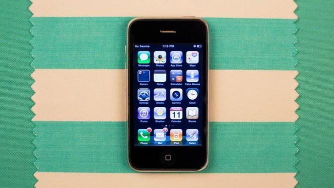 iPhone đã thay đổi như thế nào qua 11 năm? ảnh 2