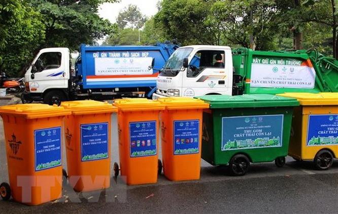 Công nghệ mới tái tạo rác thành năng lượng điện và carbon organic ảnh 1