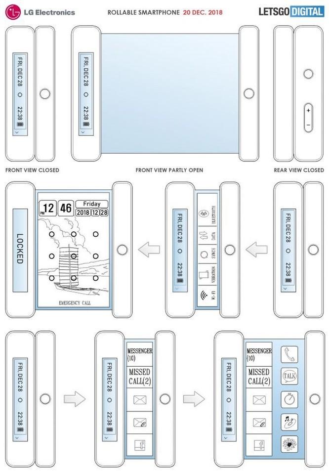LG G8 sẽ ra vào tháng Ba, không có 5G ảnh 2