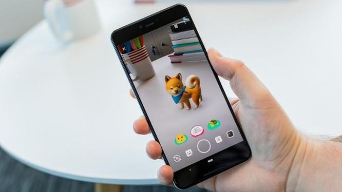 Những smartphone chụp ảnh đẹp nhất năm 2018 ảnh 15