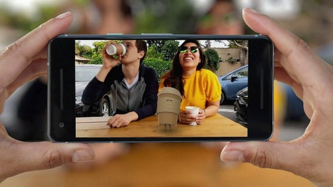 Những smartphone chụp ảnh đẹp nhất năm 2018 ảnh 14