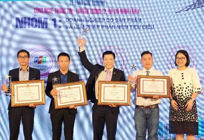 MoMo, MISA, FPT và nhiều doanh nghiệp đoạt Giải thưởng CNTT-TT TP.HCM 2018 ảnh 3