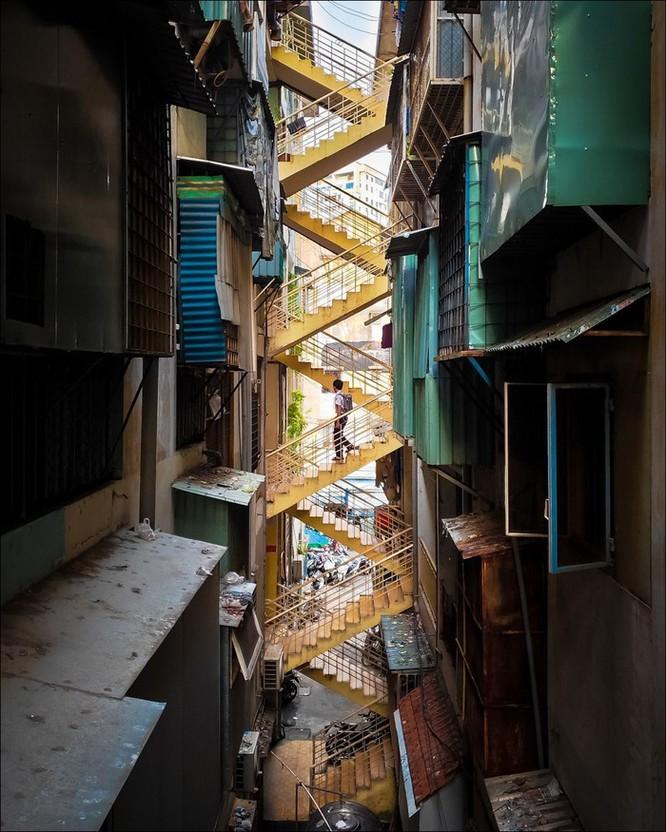 Ảnh Sài Gòn ngày và đêm dưới ống kính smartphone ảnh 11
