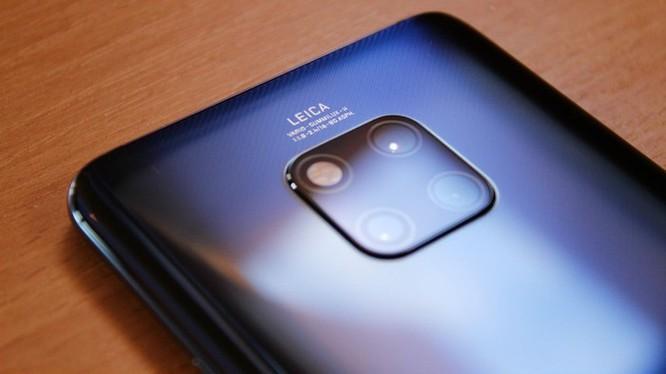 Những smartphone chụp ảnh tốt nhất 2018 ảnh 3