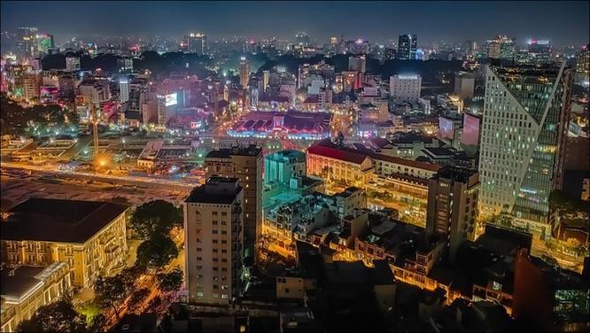 Ảnh Sài Gòn ngày và đêm dưới ống kính smartphone ảnh 7
