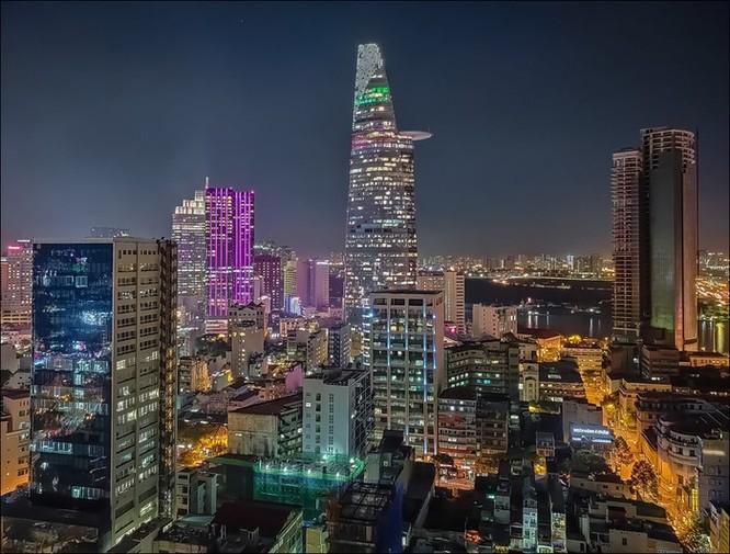 Ảnh Sài Gòn ngày và đêm dưới ống kính smartphone ảnh 1