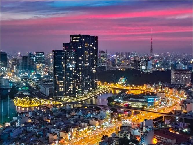 Ảnh Sài Gòn ngày và đêm dưới ống kính smartphone ảnh 5