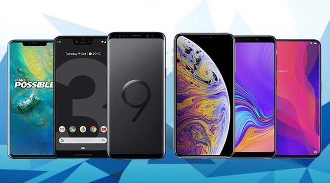 Những smartphone chụp ảnh tốt nhất 2018 ảnh 1