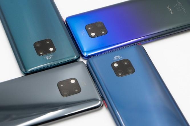 9 smartphone có màu đẹp nhất năm 2018 ảnh 7