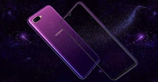 9 smartphone có màu đẹp nhất năm 2018 ảnh 2