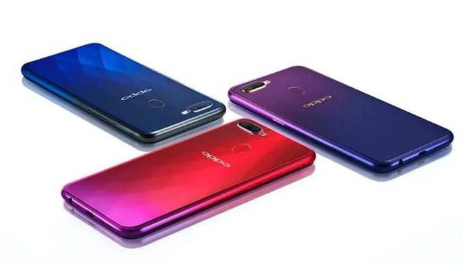 9 smartphone có màu đẹp nhất năm 2018 ảnh 1