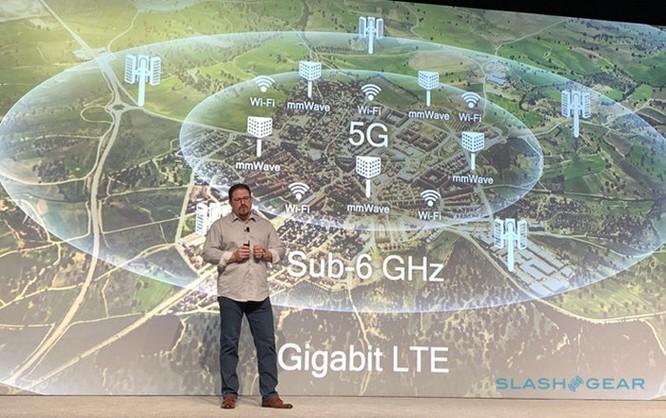 CES 2019 sẽ tràn ngập smartphone màn hình gập, công nghệ 5G ảnh 6