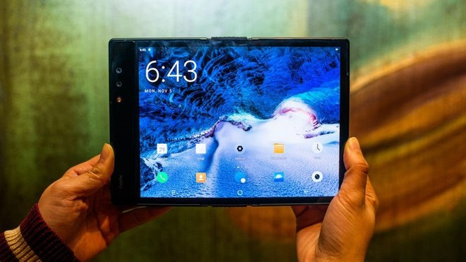 CES 2019 sẽ tràn ngập smartphone màn hình gập, công nghệ 5G ảnh 11