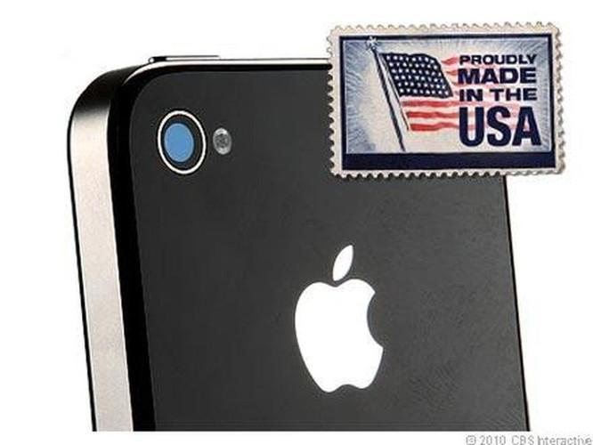 iPhone ế, Tổng thống Trump lặp lại mong muốn sản xuất iPhone tại Mỹ ảnh 1
