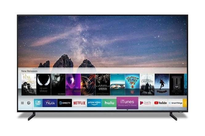 Apple đạt thỏa thuận đưa iTunes lên trên các tivi của Samsung ảnh 1