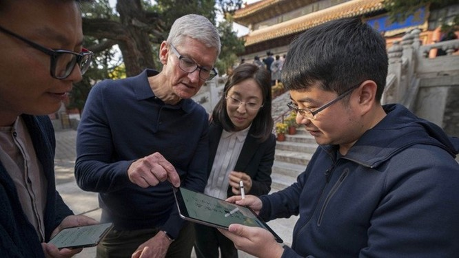 Khác với Tim Cook, người dùng TQ nói iPhone ế vì quá đắt ảnh 1