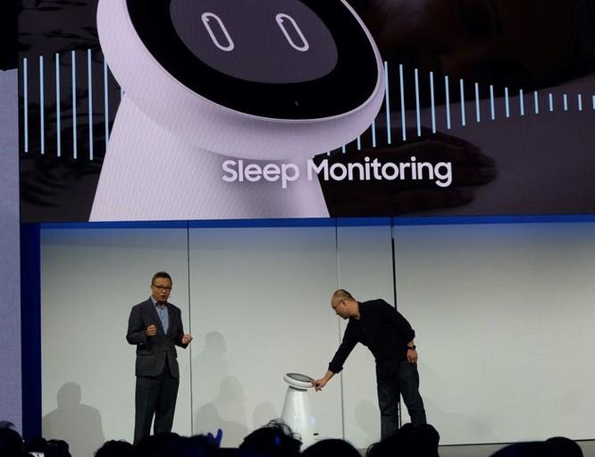 Samsung đưa AI vào robot, xe hơi, tủ lạnh tại CES 2019 ảnh 2