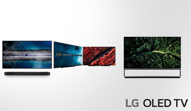 Tivi OLED có thể cuộn đầu tiên trên thế giới ra mắt tại CES 2019 ảnh 2
