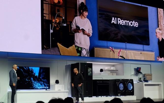 Samsung đưa AI vào robot, xe hơi, tủ lạnh tại CES 2019 ảnh 1