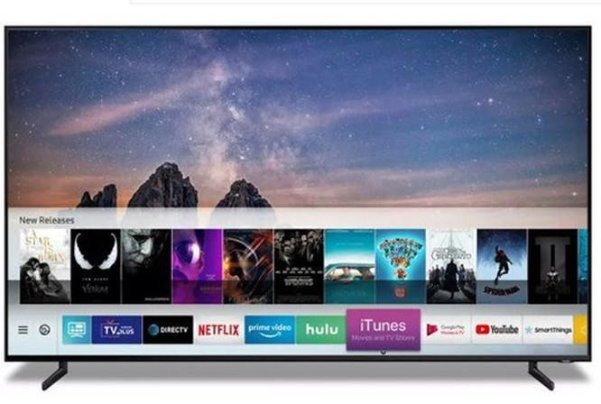 Apple mang iTunes, AirPlay 2 lên TV Samsung 2019 ảnh 1