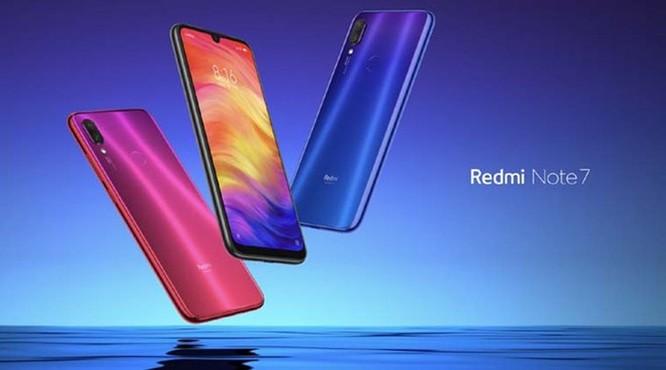 Xiaomi ra mắt mẫu điện thoại Redmi Note 7 với camera 48 megapixel ảnh 1