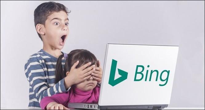 Microsoft bị tố vô trách nhiệm khi Bing hiển thị ảnh ấu dâm ảnh 2