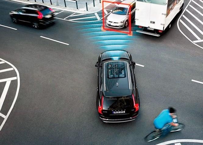 Xe tự lái sẽ loại bỏ tới 94% các vụ tai nạn xe hơi do lỗi con người? ảnh 1