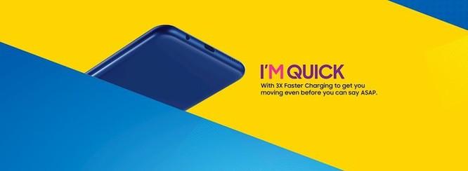 Chi tiết Galaxy M, điện thoại 'giọt nước' đầu tiên của Samsung ảnh 5
