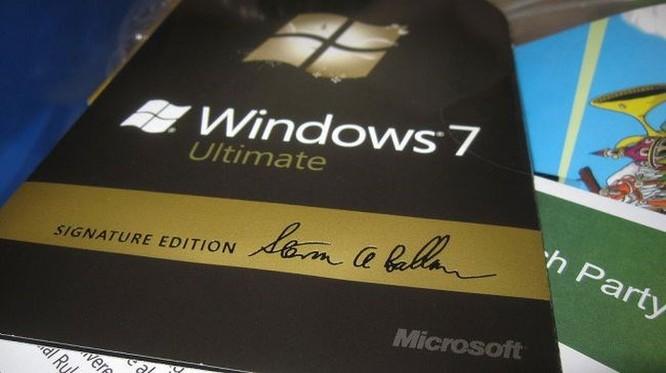 Microsoft sẽ ngừng hỗ trợ cập nhật hệ điều hành Windows 7 ảnh 1