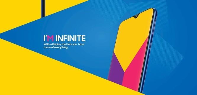 Chi tiết Galaxy M, điện thoại 'giọt nước' đầu tiên của Samsung ảnh 1